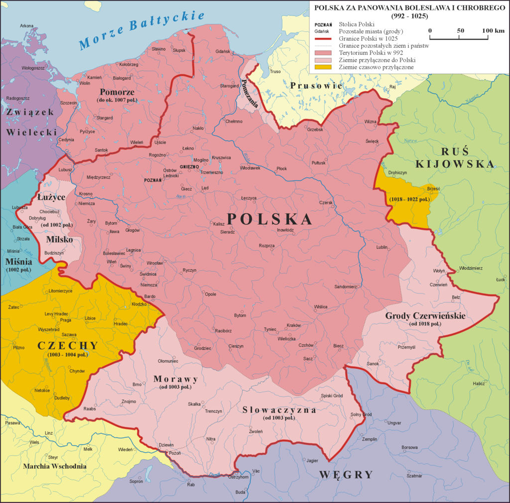 Polish Genealogical Society Of California Maps - Poland map